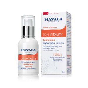 Skin Vitality Canlandırıcı Sağlık Işıltısı Serumu 30ml ref.90533
