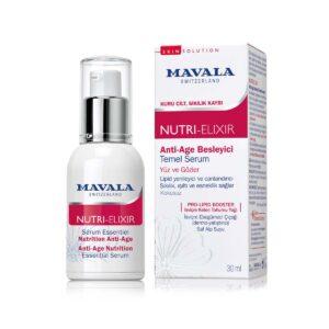 Nutri-Elixir Anti-Age Besleyici Temel Serum 30ml ref.90570